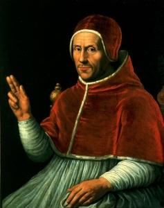 Jan van Scorel. Portret van Adriaan van Utrecht (c) Wikipedia