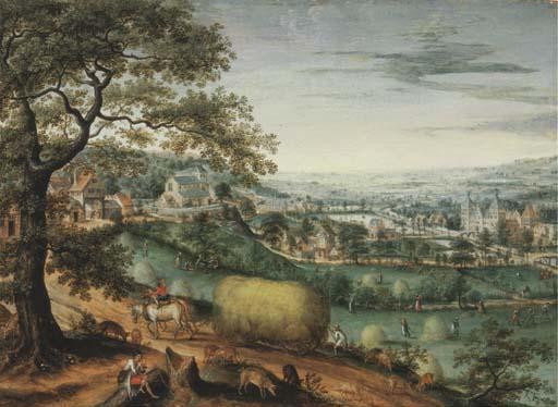 Panorama Heverlee