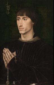 Rogier van der Weyden. Portret van Filips van Croÿ (c) Wikipedia